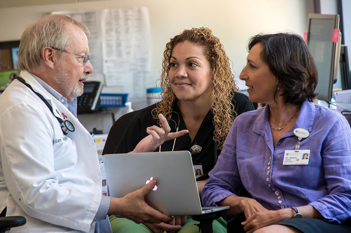 Joanne Levin, MD, Kayla Conde, CDPA, and William J. Swiggard, MD, PhD, Cooley Dickinson Medical Group Infectious Diseases, Northampton, MA 01060.