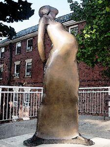 woman-statue-watercolor-2