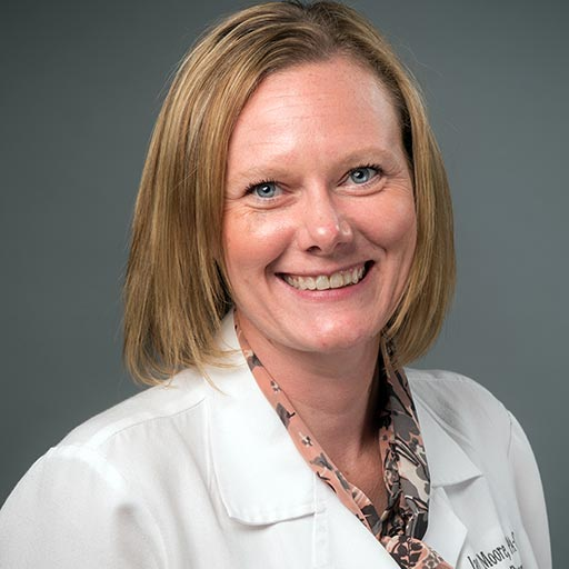 Jamie Moore, MD, Hospitalist, Cooley Dickinson Medical Group Hospitalists Program