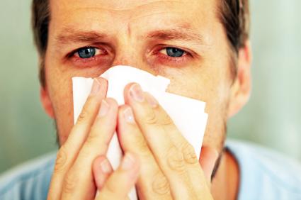 Flu season is here.