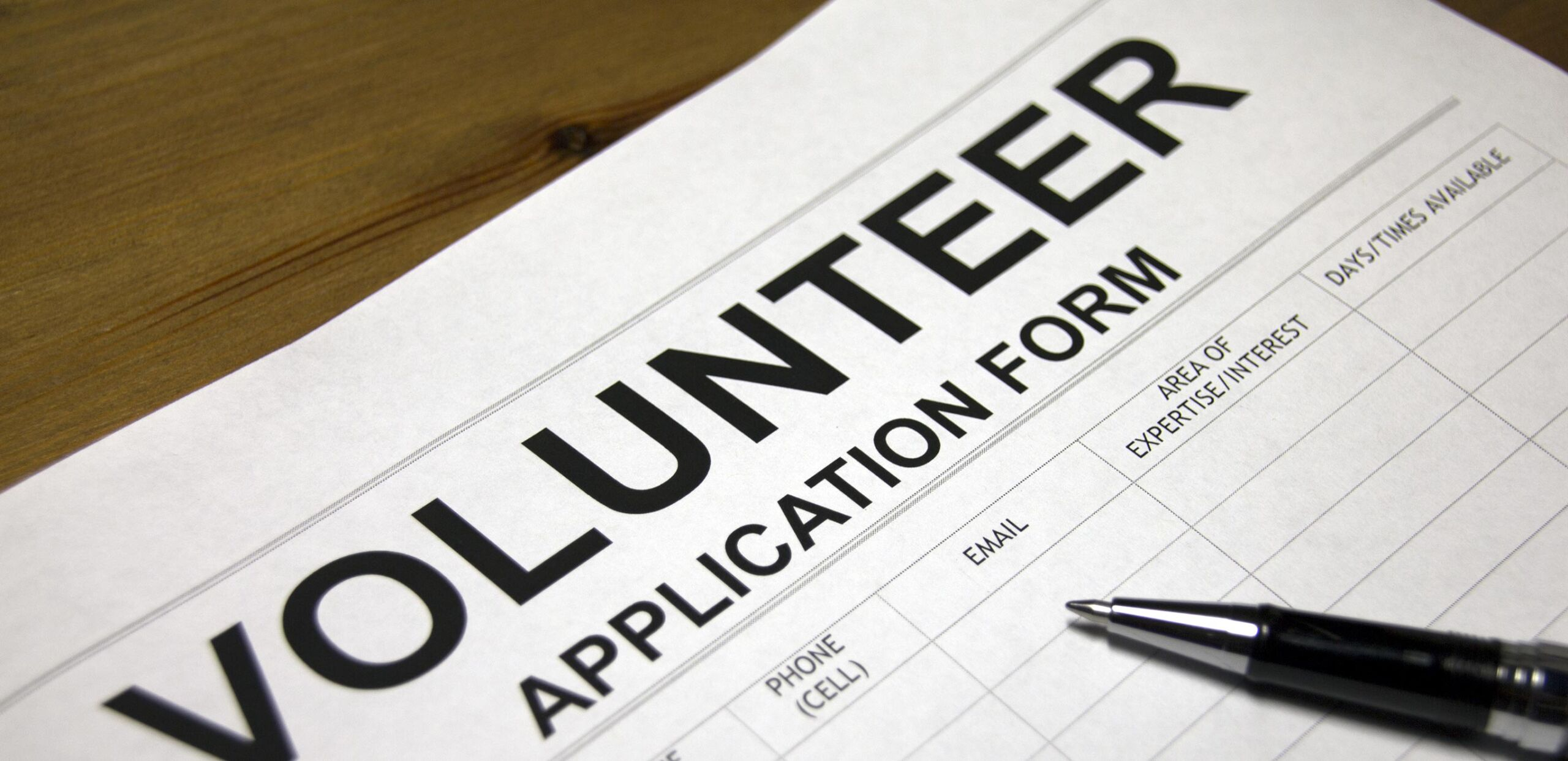 Cooley Dickinson Hospital Volunteer Application Form