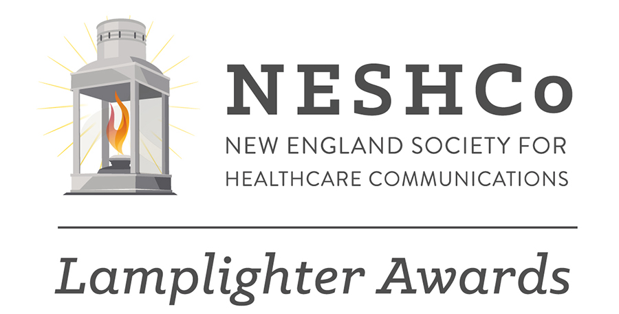 Cooley Dickinson brings home two Gold Lamps and an Award of Excellence from the 2017 NESHCo Lamplighter Awards.
