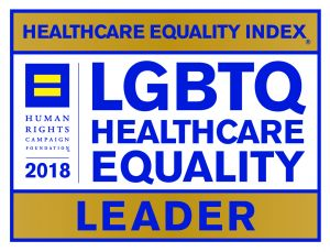 2018 LGBTQ Healthcare Equality Leader
