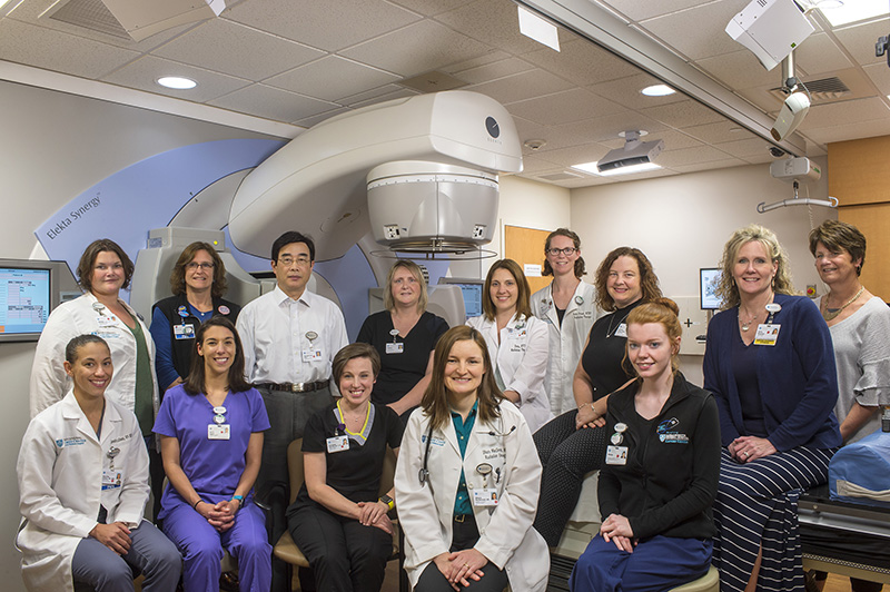Radiation Oncology | Cooley Dickinson Cancer Care