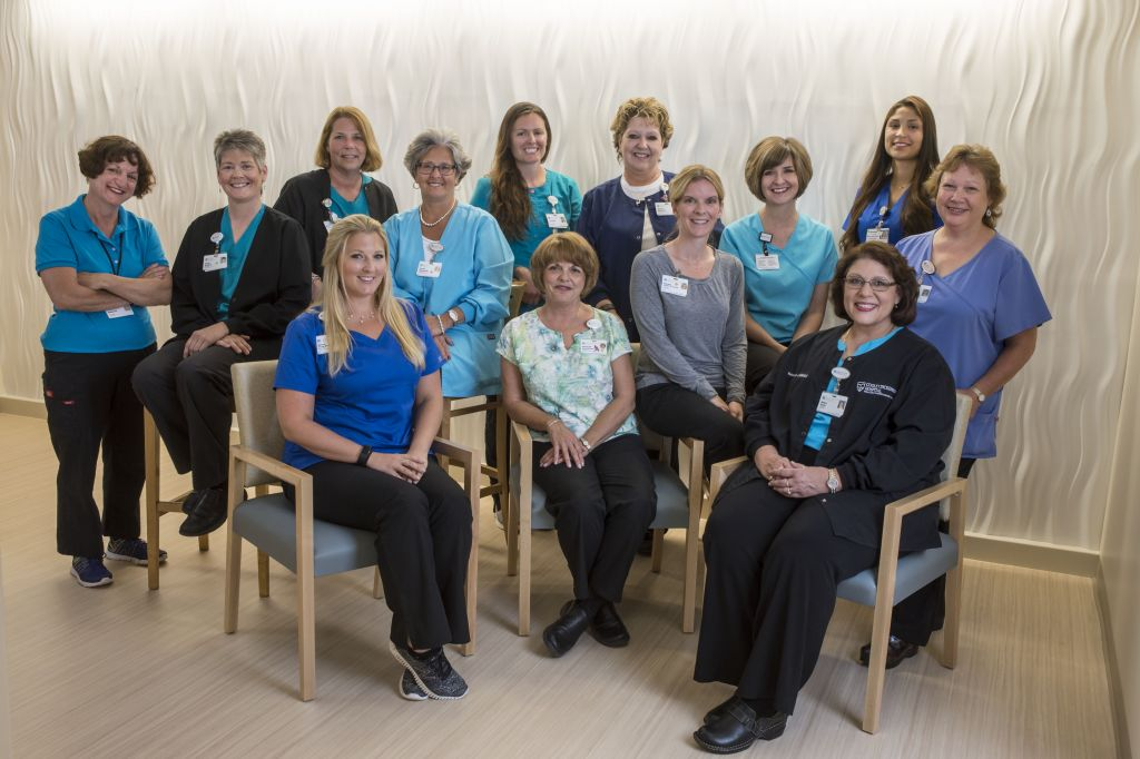 The Cooley Dickinson mammography teams from Amherst and Northampton.