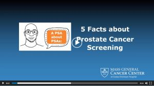 5 Facts About Prostate Cancer