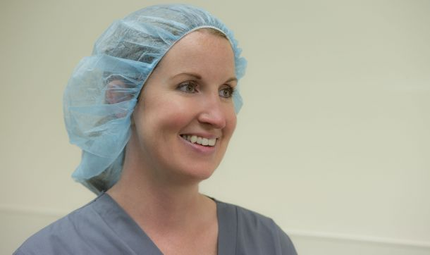 Michelle Helms, MD, Earns American College of Surgeons credential