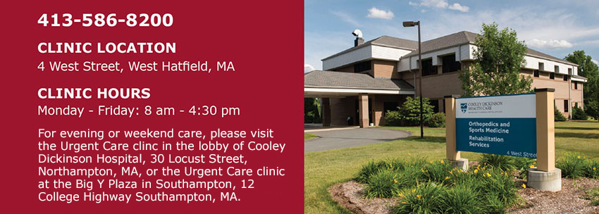 Walk-In Orthopedic Injury Clinic - No Appointment Necessary