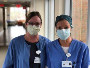 Cooley Dickinson Critical Care Nurses
