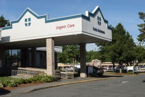 Cooley Dickinson's New Urgent Care facility on University Drive in Amherst (formerly AEIOU).