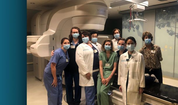 Radiation Oncology Team Mass General Cancer Center at Cooley Dickinson Hospital
